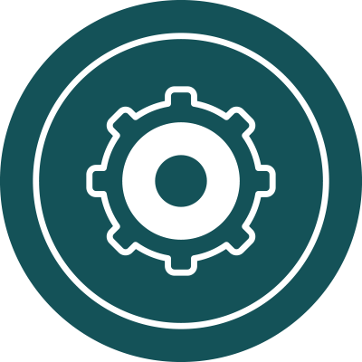 Engineering and process optimisation icon