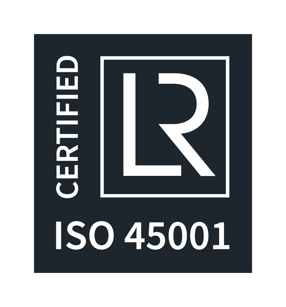 ISO 45001 accreditation