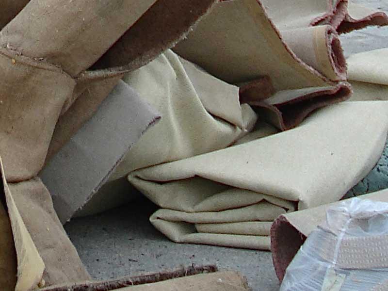 Carpet recycling scheme